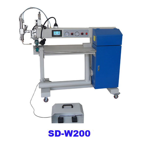 Hot Wedge Welding Machine Product Center Changzhou