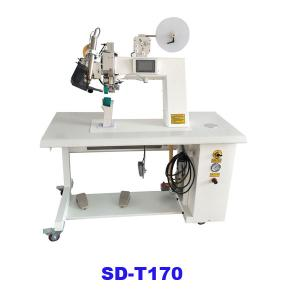 Annular type hot seam sealing machine