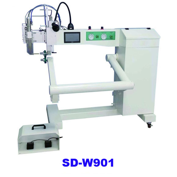 PVC automatic welding machine