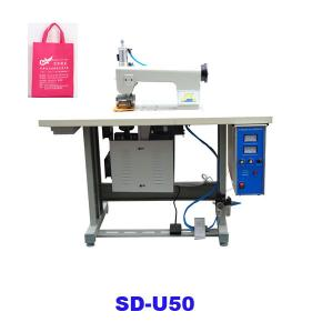 Strap handle type non Woven bag making machine